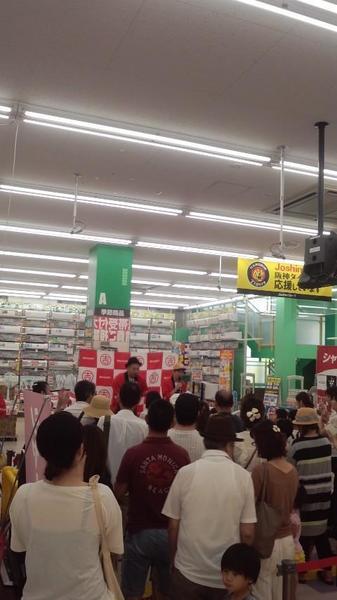 2017年7月15日シャープ久宝寺会場全景.jpg